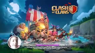 BUG Clash of clans 😀😀 muito louco o BUG vcs vão adorar