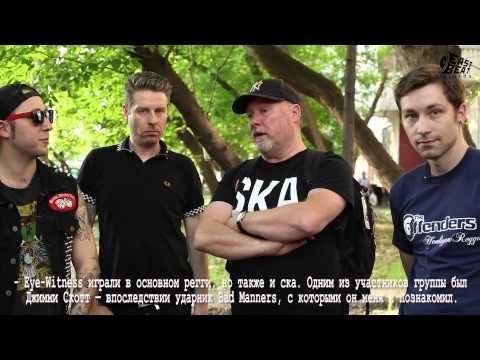 The Toasters In Moscow Interview