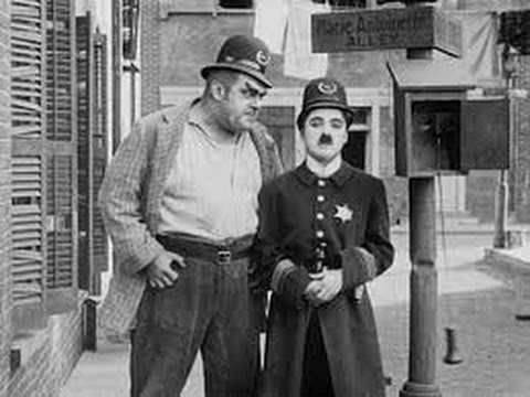 Police (1916) Charlie Chaplin in HD