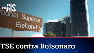 TSE arma estratégia para tirar Bolsonaro da eleição de 2022
