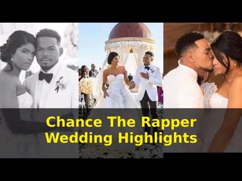 Chance The Rapper Wedding Highlights Mp3