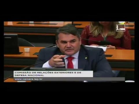 RELAÇÕES EXTERIORES E DE DEFESA NACIONAL - Reunião Deliberativa - 16/08/2017 - 10:25