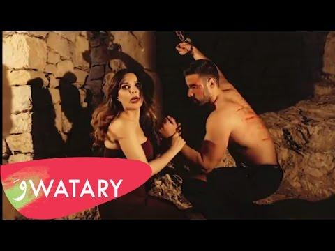 Hassna Mattar - Khalli Idak Bi Idi [Official Music Video] (2017) / حسنا مطر - خلي إيدك بإيدي thumbnail