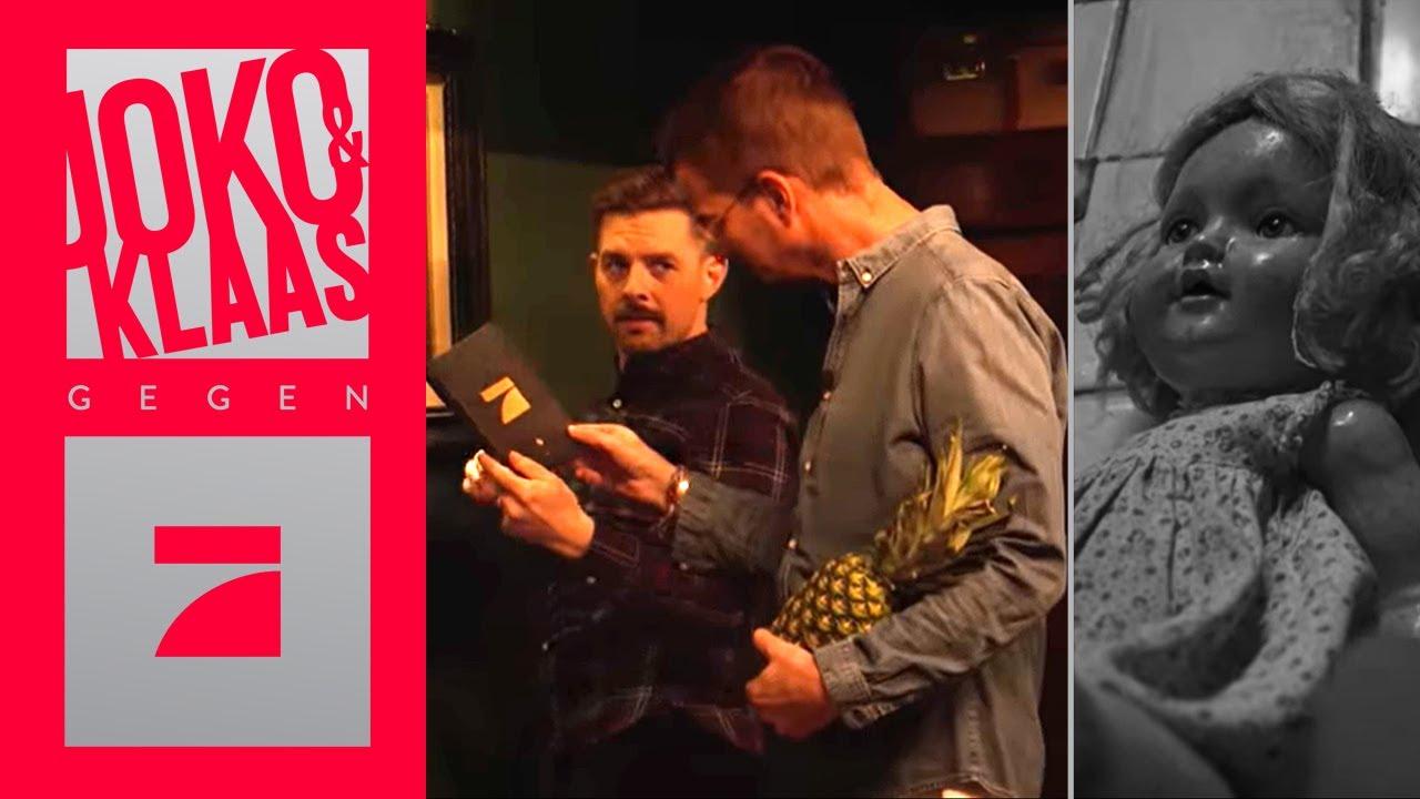Preview Entkommen Joko Klaas Aus Dem Escape Room Joko Klaas Gegen Prosieben Youtube