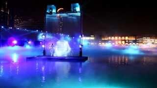 Dubai Water, Fire & Light Show - Dubai Fountain / Dubai Mall