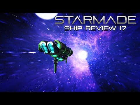 StarMade Ships 17 - Lightning Barracuda Jump