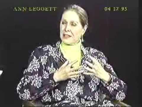 Ann Leggett   04 17 95 Original air date