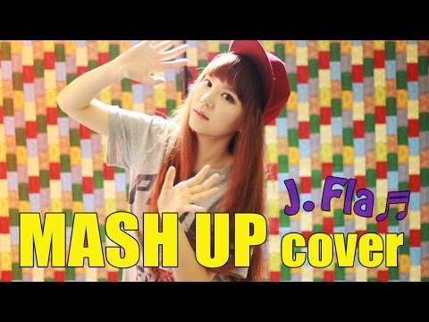 Ellie Goulding - Something In the Way You Move & Love Me Like You Do ( MASH UP cover )
