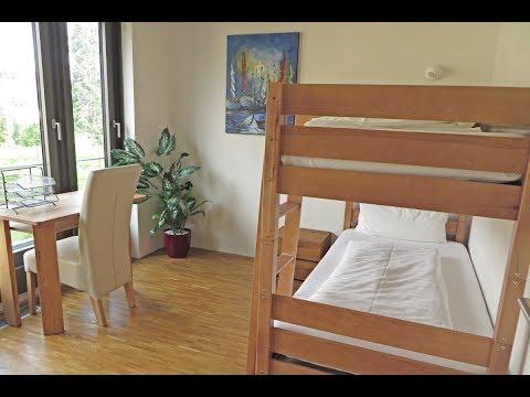 Möblierte Wohnung mit 3 Schlafzimmern in Stuttgart-Mitte - Downtown Penthouses Stuttgart