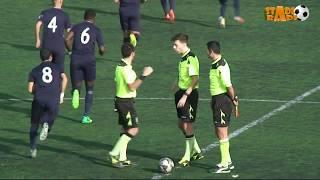ReggioMediterranea - Siderno 1-0 gara integrale