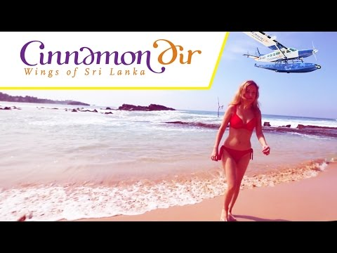Cinnamon Air Taxi Sri Lanka, it's how we choose to travel..