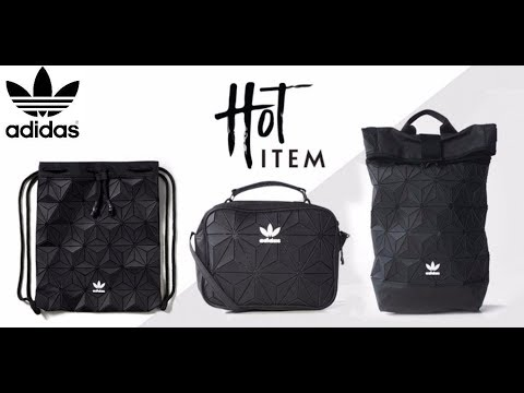 Adidas Urban Backpack Black HD Review From www.ajking.ru - YouTube ce9e9fbd2c