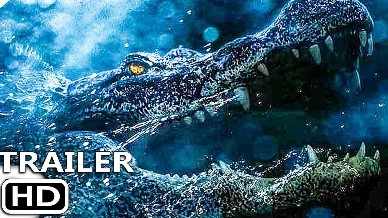 BLACK WATER ABYSS 2020 Official Trailer Horror Movie TiDi ...