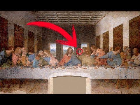 Grandes Misterios De La Ultima Cena De Leonardo Da Vinci Youtube