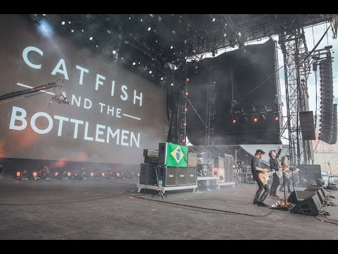 Catfish And The Bottlemen at Lollapalooza Brazil 2017