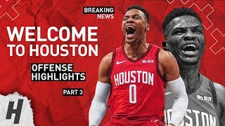 BREAKING: Russell Westbrook TRADED to the Rockets! BEST Highlights from 2018-19 NBA Season! Part 3