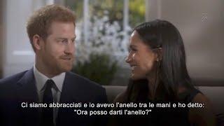 Harry e Meghan, la prima intervista da fidanzati