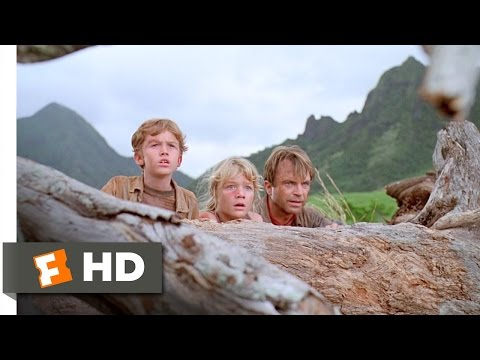 Jurassic Park (6/10) Movie CLIP - They're Flocking This Way! (1993) HD