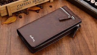 Купить мужское,кожаное портмоне Baellerry(Наш интернет-магазин - http://simshop.biz/ Наша группа в