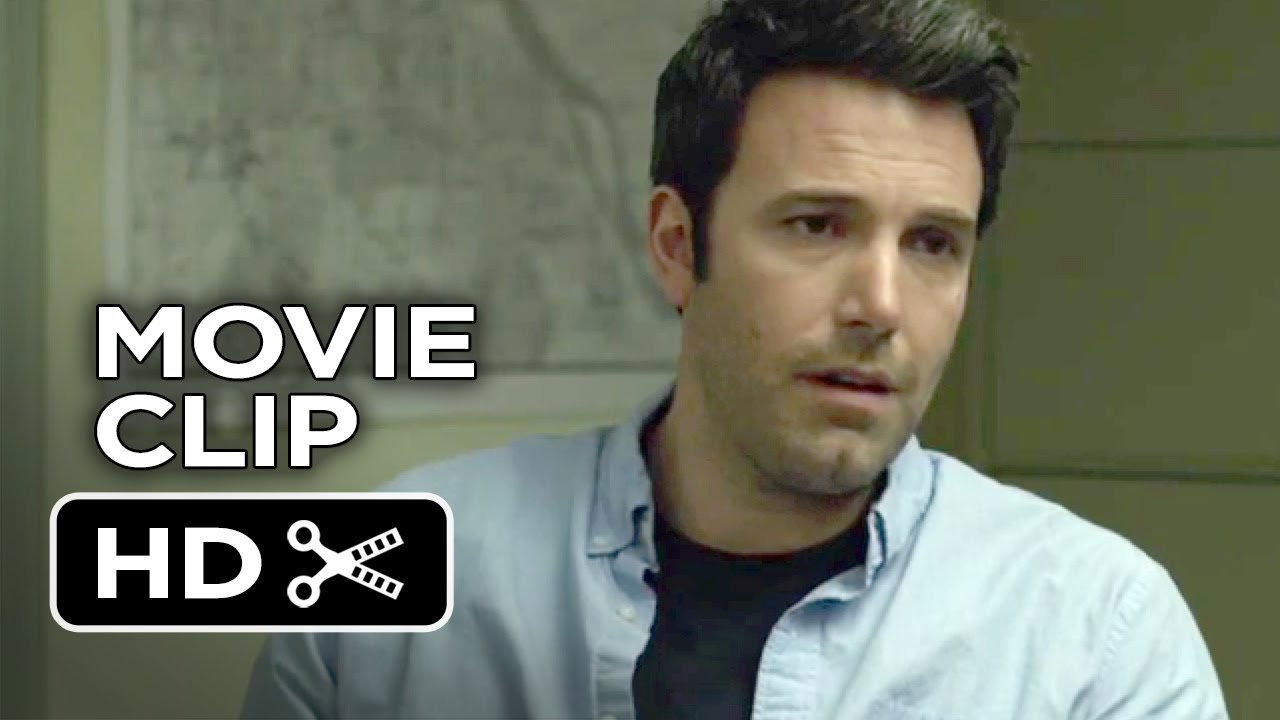 Gone Girl Movie CLIP - Should I Know My Wife's Blood Type ...