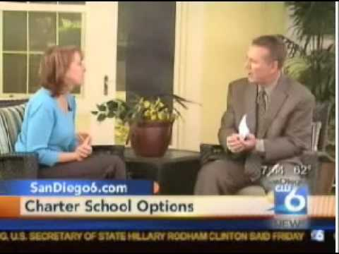 San Diego 6 interview with Christine Kuglen, cofounder of Innovations Academy