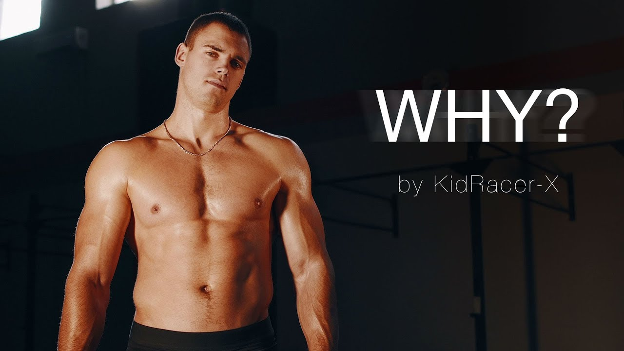 Why? - KidRacer-X Questions the Origins of Gay Fetish