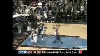 Exciting!Allen Iverson clutch shot,Tracy McGrady Immediate response game winner
