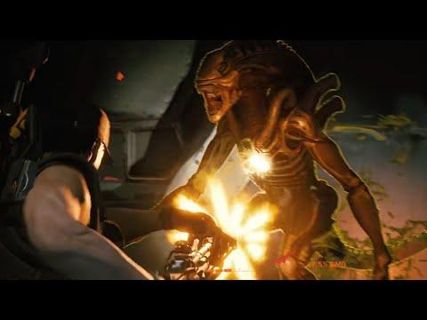 Priority One: Ingress - Ultra Quality, No Commentary - Aliens: Fireteam Elite |