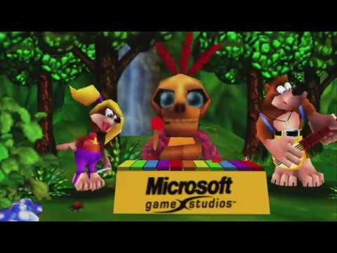 Banjo-Kazooie: Nuts & Bolts – Xbox One X Enhanced Backwards