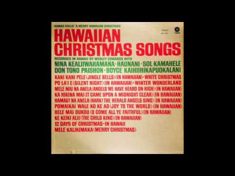 Hawaiian Christmas Songs (Hawaii Calls
