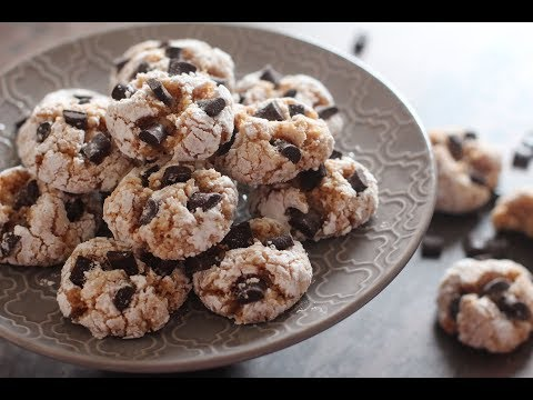 ghriyba--cookies-aux-amandes-et-noix-de-coco-sans-gluten-!-/-غريبة-كوكيز
