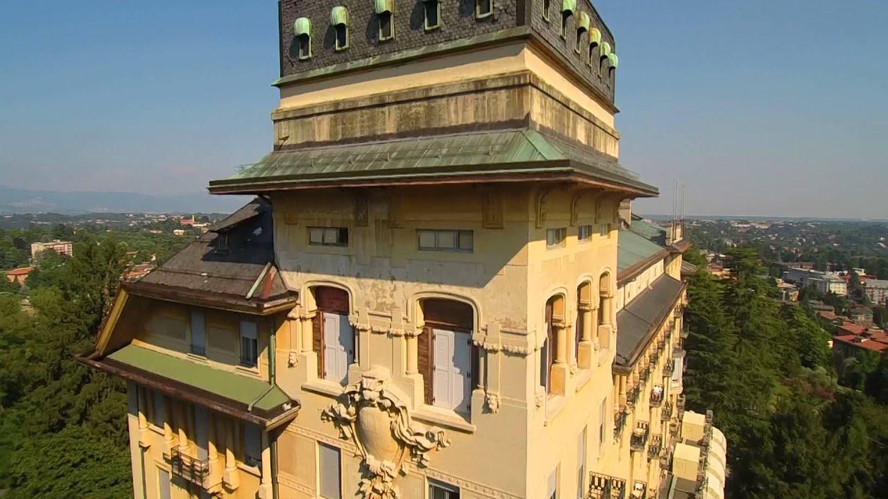 palace Hotel Varese - YouTube