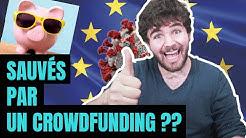 Sauvés par un crowdfunding ?
