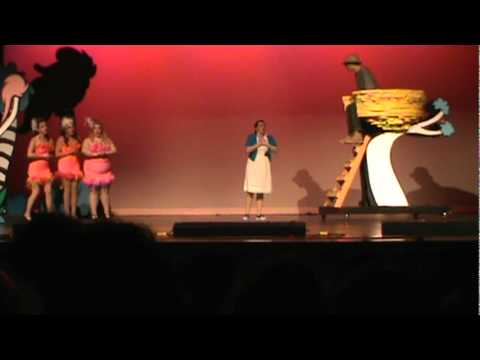 Seussical - Gertrude-Espionage #27 People vs Horton #28