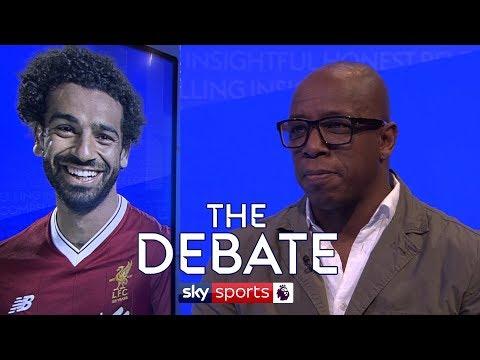 Does Mohamed Salah deserve the Ballon d'or over Ronaldo & Messi? | Strachan & Wright | The Debate