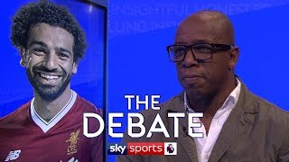 Does Mohamed Salah deserve the Ballon d'or over Ronaldo & Messi? | Strachan & Wright | The Debate