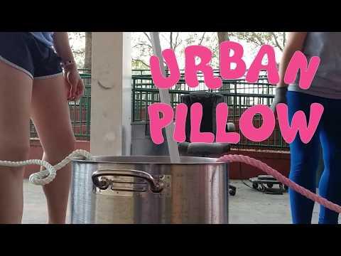 """""""Urban Pillow"""": An Activation of St. Petersburg, FL"""