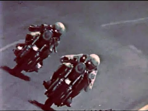 "1973 Z1 DAYTONA RECORDS VIDEO. ""SO FAR SO FAST"""