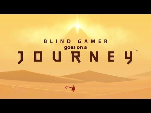 BLIND GAMER goes on a JOURNEY