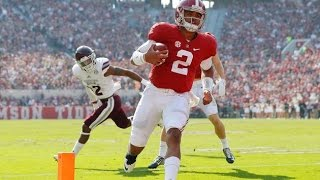 Alabama vs. Mississippi State Highlights 2016 (HD)
