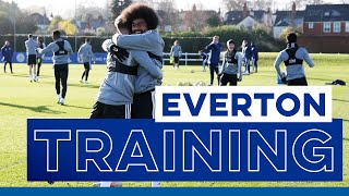 Training | Leicester City Vs. Everton | 2019/20