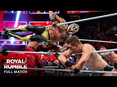 FULL MATCH - 2018 Men's Royal Rumble Match: Royal Rumble 2018