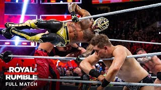 Download FULL MATCH - 2018 Men's Royal Rumble Match: Royal Rumble 2018 Mp3 and Videos