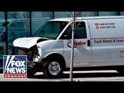 No motive, no known terror link in Toronto van attack