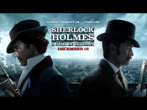 Sherlock Holmes A Game Of Shadows - Main Theme