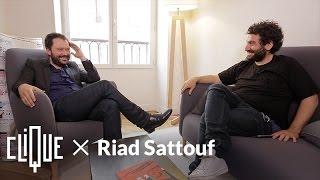 Clique x Riad Sattouf (L'Arabe du futur)