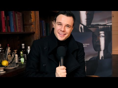 """The Man in the High Castle"": Rupert Evans im Interview"