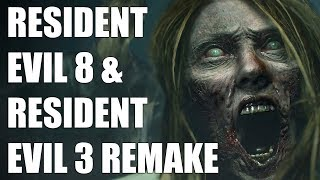 What Resident Evil 8 And Resident Evil 3 Remake Can Learn From RE2 And RE7