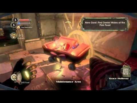 BioShock 2 - All Plasmids