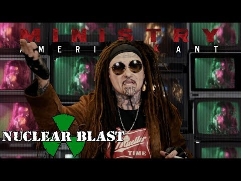 MINISTRY - Al's take on making Music Videos (OFFICIAL TRAILER)